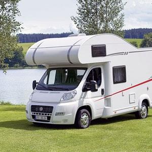 Compensati per campers e caravans