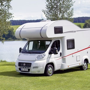 Plywood for motorhomes and caravans
