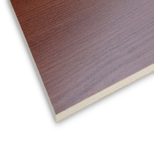 Melamine plywood panel